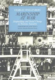 Cover of: Marinship at war