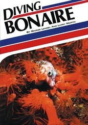 Cover of: Diving bonaire