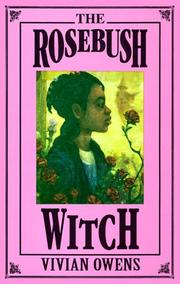 Cover of: The rosebush witch