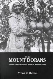 Cover of: The Mount Dorans