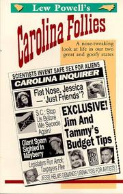 Cover of: Lew Powell's Carolina follies
