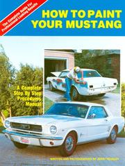 Cover of: How to paint your Mustang