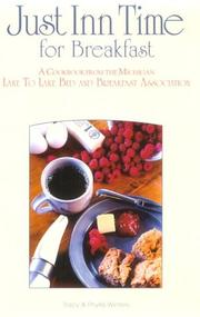 Cover of: Just inn time for breakfast | Tracy Winters