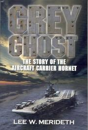 Cover of: GREY GHOST