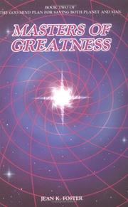 Cover of: Masters of greatness