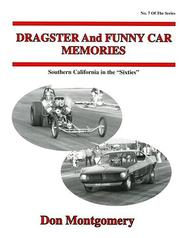 Cover of: Dragster and Funny Car Memories | Don Montgomery
