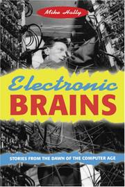 Cover of: Electronic Brains