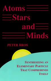 Cover of: Atoms, Stars and Minds