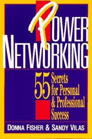 Cover of: Power Networking