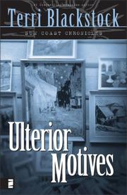 Cover of: Ulterior motives