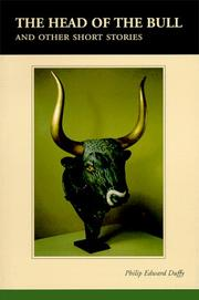 Cover of: The head of the bull, and other short stories