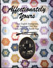 Cover of: Affectionately yours