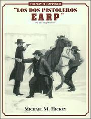 Cover of: Los dos pistoleros Earp =