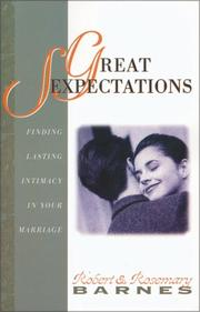 Cover of: Great sexpectations | Barnes, Robert G.