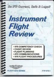 Cover of: Instrument flight review