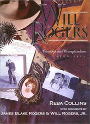 Cover of: Will Rogers, courtship and correspondence, 1900-1915