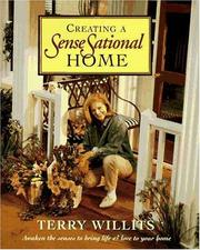 Cover of: Creating a senseSational home