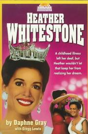 Cover of: Heather Whitestone