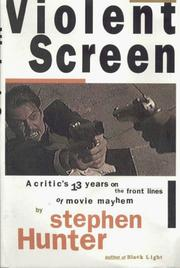 Cover of: Violent Screen