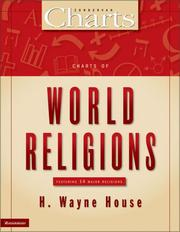 Cover of: Charts of world religions