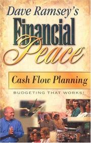 Cover of: Cash Flow Planning (Financial Peace)