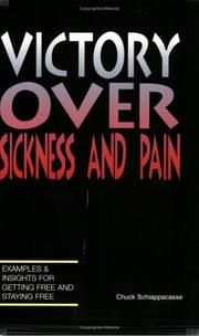 Cover of: Victory Over Sickness and Pain
