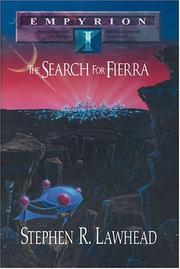 Cover of: Empyrion I: the search for Fierra