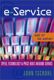Cover of: e-Service  | John Tschohl