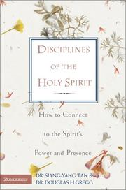 Cover of: Disciplines of the Holy Spirit