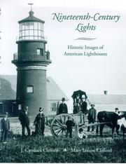 Cover of: Nineteenth-century lights
