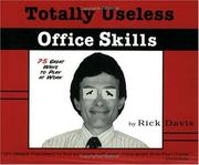 Cover of: Totally useless office skills