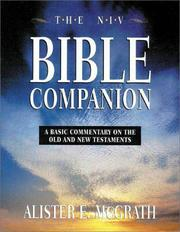 Cover of: The NIV Bible companion