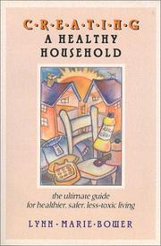 Cover of: Creating a healthy household