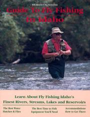 Cover of: Guide to Fly Fishing in Idaho