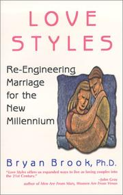 Cover of: Love styles