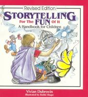 Cover of: Storytelling for the fun of it