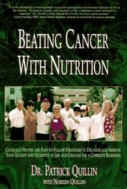 Cover of: Beating cancer with nutrition