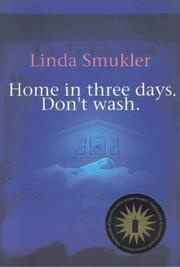 Cover of: Home In Three Days, Don't Wash
