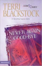 Cover of: Never again good-bye