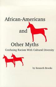 Cover of: African-Americans and other myths