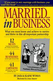 Cover of: Married-- in business