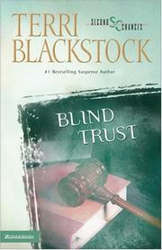 Cover of: Blind Trust: Shelf Talker