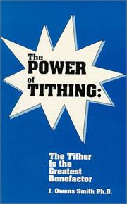 Cover of: The Power of Tithing