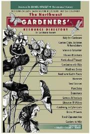 Cover of: The Northwest Gardeners
