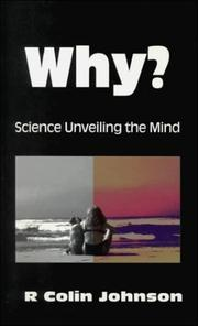 Cover of: Why? | R. Colin Johnson