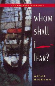 Cover of: Whom shall I fear?