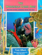 Cover of: The incredible coral reef