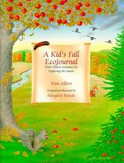 Cover of: A Kid's Fall Ecojournal