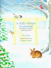 Cover of: A Kid's Winter EcoJournal