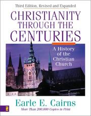 Cover of: Christianity through the centuries